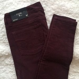 American Eagle Outfitters Corduroy Jeggings